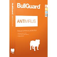 Virusscanner van Bullguard versie jaar 2013
