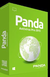 Antivurs software van Panda