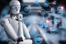 robot die virussen zoekt