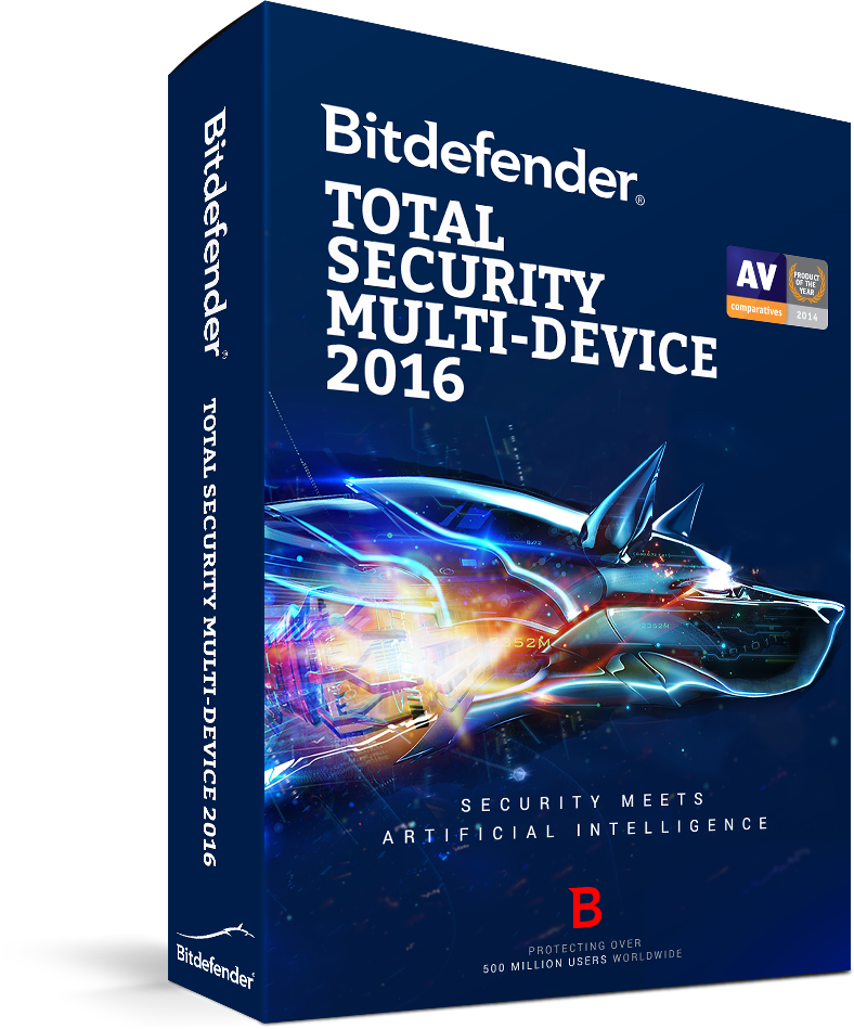 bitdefender multi device 2016