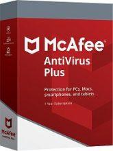 Mcafee antivirus plus klein
