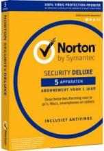 Norton Security Deluxe 5 apparaten
