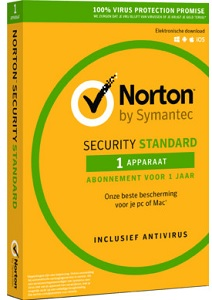 Norton Security Standard 2019