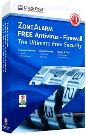 ZoneAlarm free antivirus plus firewall