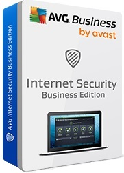 AVG Zakelijk internet beveiliging by avast