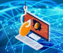 Cryptocurrency phishing attack