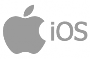 iOS logo klein