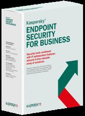 malware software voor bedrijven door kaspersky security software