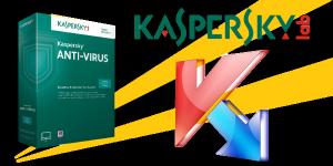 kaspersky antivirus software plus logo