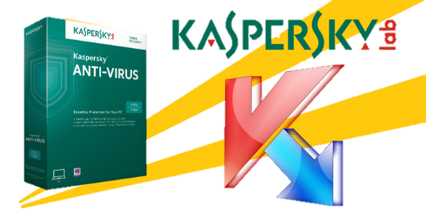 kaspersky antivirus software plus logo