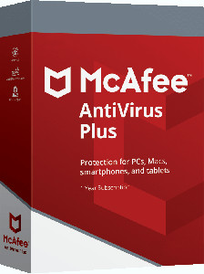 antivirus plus Mcafee