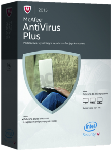 antivirus software mcafee 2015
