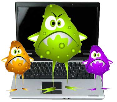 virus verwijderen van de computer